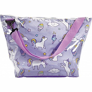 Unicorn Wishes Overnight Bag