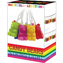 Candy Gummy Bear String Lights
