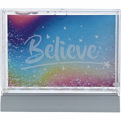 Large Glitter Photo Frame