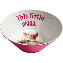 Avanti This Little Piggy Cereal Bowl