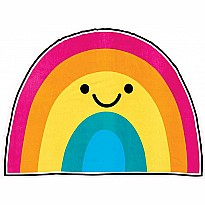 Rainbow with a Smile Towel