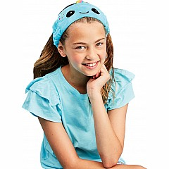 Narwhal Towel Headband