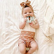 Teething Happens - Silicone Teether - Cactus
