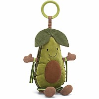 Amuseables Avocado Activity Toy