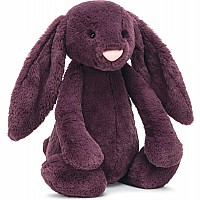 Bashful Plum Bunny Huge