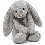 Bashful Grey Bunny Large