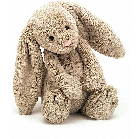 JellyCats Bashful Beige Bunny Medium