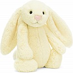 Bashful Buttermilk Bunny Medium