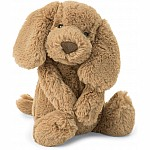 Jellycat Bashful Toffee Puppy, Medium - 12""