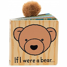 JellyCats If I were a Bear Book