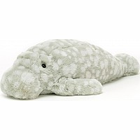 Jelly Cat Billow Manatee Little