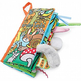 JellyCats Garden Tails Activity Book