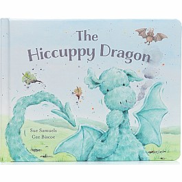 JellyCats The Hiccupy Dragon Book
