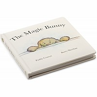 Jellycat Magic Bunny Book