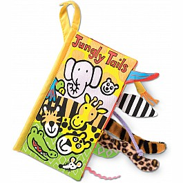 JellyCats Jungly Tails Activity Book