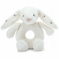 Bashful Twinkle Bunny Ring Rattle