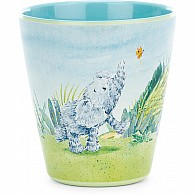 Elephants Cant Fly Melamine Cup
