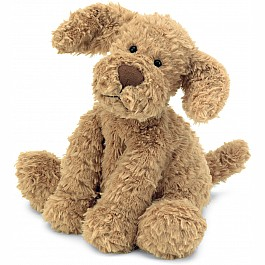 JellyCats Fuddlewuddle Puppy Medium