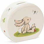 Bashful Bunny Money Box