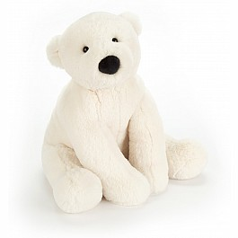 JellyCats Perry Polar Bear Medium