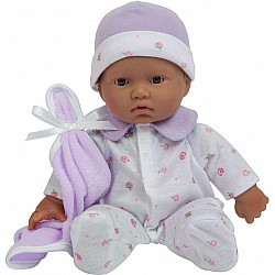 La Baby 11-inch Soft Body Hispanic Baby Doll