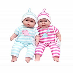 Lots to Cuddle Soft Body Baby Doll Twins