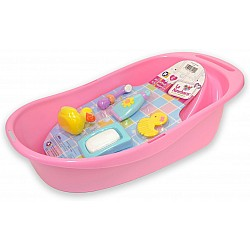 Baby Doll Bath Gift Set 7pc