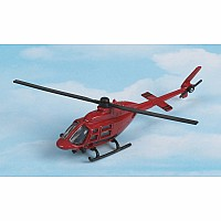 Bell 206 JetRanger (Red)