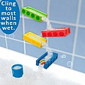 15 PC Big Blocks Water Fall Set In Reusable Storage Bag