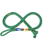 8' single jump rope green