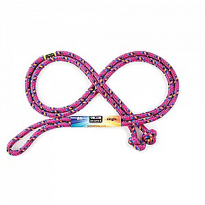 8 Foot Jump Rope-Confetti Raspberry