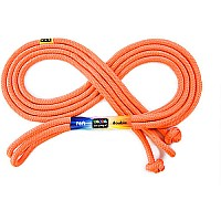 16' Orange Rainbow Jump Rope