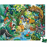 Puzzle Adventure Inca  - 100 Pcs
