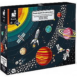 Educational Puzzle- Solar System-100 Pcs
