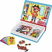 Boy'S Costumes Magneti'Book