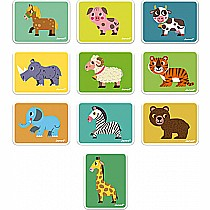 Animals Magneti'Book