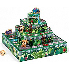Racing Board Game - Jungle!