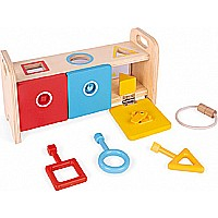 Essential - Shape Sorter Box With Keys