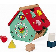 Baby Forest House Shape Sorter