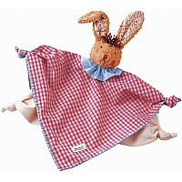 Luckies Towel Doll Bunny Blanket