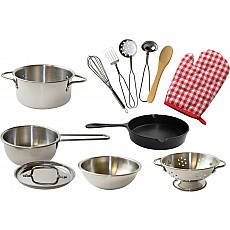 Kitchen Toys, Metal Toys For Kitchen (12 Pc)