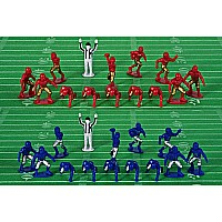 Red vs Blue Football Guys