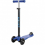 "KICKBOARD ""Maxi"" - Blue with T-Bar"