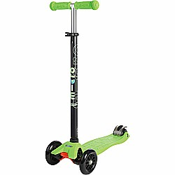 Micro Maxi Deluxe Scooter - Green