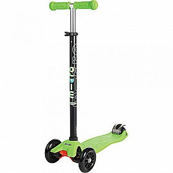 Micro Maxi Green Scooter
