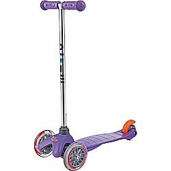 Micro Mini Deluxe Purple Scooter