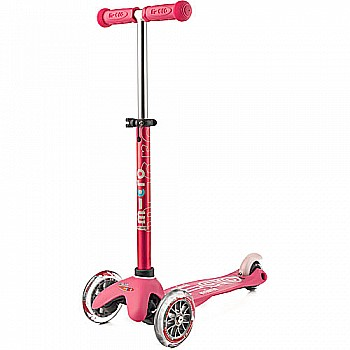 Micro Mini Deluxe Pink Scooter
