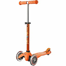 Mini Orange Micro Deluxe Scooter