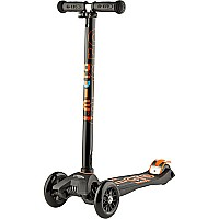 Micro Maxi Deluxe Scooter Black