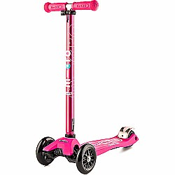 Micro Maxi Deluxe Scooter - Pink